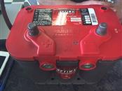OPTIMA Battery/Charger REDTOP